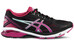 asics GT-1000 5 Shoe Women Black/Sport Pink/Aruba Blue